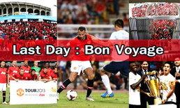 Last Day : Bon Voyage