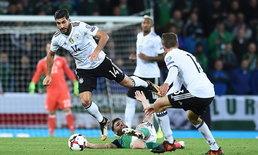 """สมราคาแชมป์โลก! """"เยอรมนี"""" บุกรัว """"ไอร์แลนด์เหนือ"""" 3-1 ลิ่วรอบสุดท้าย (คลิป)"""