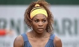 เซเรนา สนจับคู่ เฟเดอเรอร์ลงคู่ผสมเทนนิส