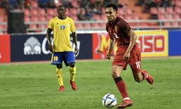 """""""ธีรศิลป์"""" ปลื้มแฟนบอลไทย ยังอบอุ่นเสมอ"""