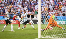 """""""เอ็มบั๊ปเป้"""" ซัดเบิ้ล! ฝรั่งเศส เฉือน อาร์เจนติน่า สุดมันส์ 4-3 ลิ่ว 8 ทีม"""