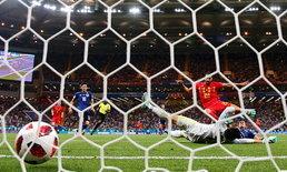 ตายยาก! เบลเยียม ตาม 0-2 รัวแซงดับ ญี่ปุ่น ทดเจ็บ 3-2 ลิ่ว 8 ทีมชน บราซิล