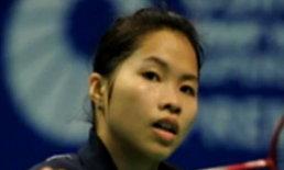 เมย์พ่ายสาวจีน0-2ตกรอบสิงคโปร์โอเพ่น