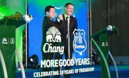 ช้างต่อสัญญาเอฟเวอร์ตัน 3 ปี พร้อมชูนโยบายส่งเสริมบอลไทย