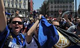 แฟนบอลอิตาลีหัวใจล้มเหลวขณะชมเกมซาส-โรม่า