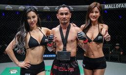 """""""สามเอ ไก่ย่างห้าดาว"""" พร้อมเถลิงแชมป์มวยไทย ONE Super Series คนแรกในศึก ONE: Unstoppable Dreams"""