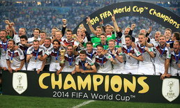 """แชมป์เก่า """"อินทรีเหล็ก"""" เยอรมนี"""