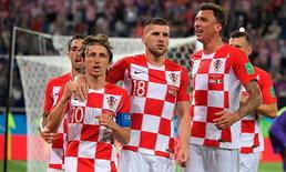 ตราหมากรุกฟอร์มเฉียบ! โครเอเชีย อัดนิ่ม ไนจีเรีย 2-0 ขึ้นจ่าฝูงกลุ่มดี