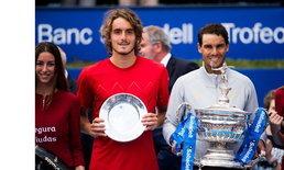 """""""นาดาล"""" ผงาดแชมป์เทนนิสโรเจอร์สคัพสมัยที่ 4"""