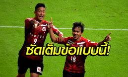 """ชมชัดๆ """"ชนาธิป"""" กดประตูชัยสุดงามให้ ซัปโปโร่ แซงชนะ โตเกียว 3-2 (คลิป)"""