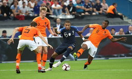สมราคาแชมป์โลก! ฝรั่งเศส เปิดบ้านอัด ฮอลแลนด์ 2-1 นำฝูง