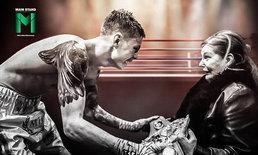 """สัญญาลูกผู้ชาย : การล่าแชมป์โลกที่ต้องแข่งกับอายุขัยผู้เป็นแม่ของ """"ชาร์ลี เอ็ดเวิร์ดส์"""""""
