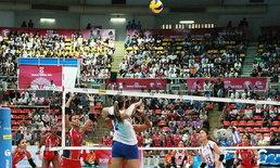 สหพันธ์วอลเลย์โลกชี้สาวไทยทีมเวิร์คสุดยอด′โดมินิกัน′หยุด′อรอุมา′ไม่อยู่ ซัดกระจาย22คะแนน