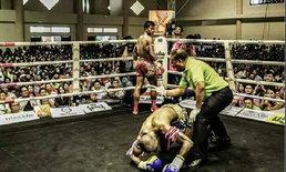 ′บัวขาว′ จัดหนักไล่ถลุง ′ตุลเรย์′ หลับยก 3 ซิวแชมป์ WBC ที่เชียงราย (ชมคลิป)
