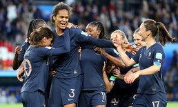 สาวฝรั่งเศส เชือด ไนจีเรีย 1-0 ฉลุย 16 ทีมบอลโลกหญิง