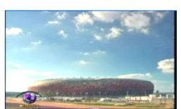 เจ้าภาพ ยัน สนามสังเวียนแข้งบอลโลก 2010 ใกล้เสร็จสมบูรณ์