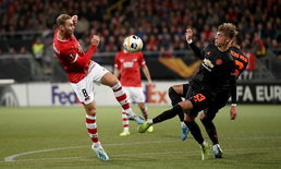 อัลค์มาร์ เสมอ แมนยู 0-0 : ผลฟุตบอล ยูโรป้าลีก คลิปไฮไลท์ย้อนหลัง