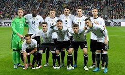 ข้อมูลทีมชาติเยอรมัน