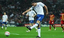 อังกฤษเซ็งกานาตีทดเจ็บ1-1,ตราไก่อุ่นจืด0-0
