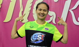 """แมตช์สั่งลา! """"วรรณา"""" นักตบสาวไทยประกาศเลิกเล่นทีมชาติ"""