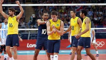 ลูกยางชายบราซิลตบอาร์เจนฯกระจุย 3 เซ็ตรวด ลิ่วตัดเชือกโอลิมปิก