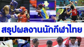 ผลงานนักกีฬาไทยในซีเกมส์ 20-12-13