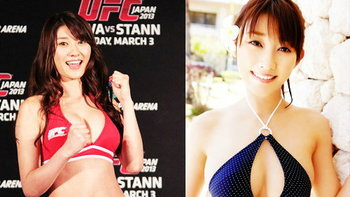 แฟชั่นบิกินี่ของสาว UFC สุดเซ็กซี่