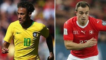 """พรีวิวฟุตบอลโลก 2018 กลุ่มอี : """"บราซิล VS สวิตเซอร์แลนด์"""""""
