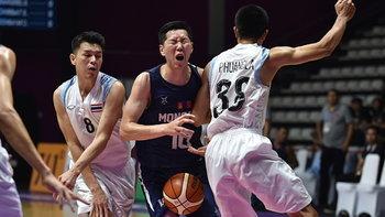 หืดจับ! ไทย เฉือน มองโกเลีย 87-86 ประเดิมยัดห่วงเอเชียนเกมส์