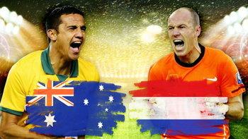 """วิเคราะห์ฟุตบอลโลก """"ออสเตรเลีย-ฮอลแลนด์"""""""