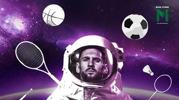 เมสซีสนไหม?: ความเป็นไปได้ของการชิงแชมป์กีฬาบนอวกาศ