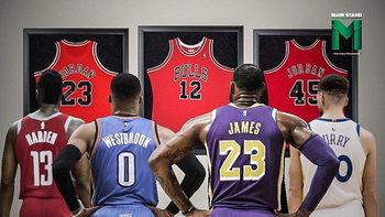 เล่าผ่านแฟนพันธุ์แท้ NBA : เบอร์เสื้อที่มีความหมายมากกว่าตัวเลข
