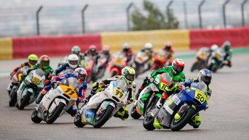 """""""เขมินท์"""" , """"อนุภาพ"""" ฟอร์มเฉียบ! รั้งท็อปเท็น ศึก """"FIM CEV Moto2 European Championship 2019"""""""