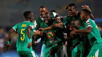 เซเนกัล ต่อเวลาเฉือน ตูนิเซีย 1-0 ลิ่วชิงดำ แอลจีเรีย ศึกลูกหนังเนชันส์ คัพ