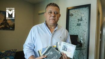 """""""โชเซ อัลเวส บอร์จีส"""" : โค้ชฟุตบอลชาวบราซิลที่อยู่ไทยมา 17 ปี และมีอัลบั้ม อัสนี-วสันต์ ทุกชุด"""