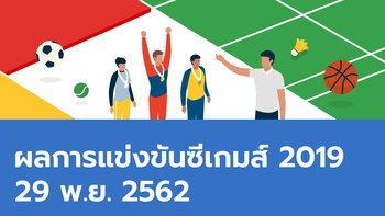 ผลการแข่งขันกีฬาซีเกมส์ 2019 ประจำวันที่ 29 พฤศจิกายน 2562