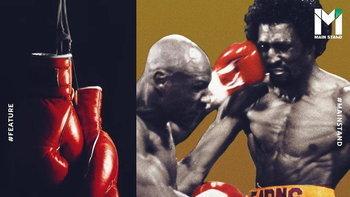 """""""แฮ็กเลอร์ vs เฮิร์นส์"""" มวยที่ชกกันแค่ 8 นาที แต่ถูกยกย่องว่าดุเดือดที่สุดในประวัติศาสตร์"""
