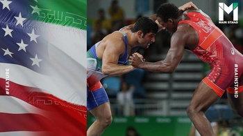 """ก่อนจะมีสงครามโลก : ย้อนดูความรัก-ความขัดแย้ง """"สหรัฐ-อิหร่าน"""" ผ่านกีฬามวยปล้ำ"""