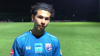 """ไขข้อข้องใจ! """"เบนจามิน เดวิส"""" เปิดใจสาเหตุเลือกเล่นทีมชาติไทย"""