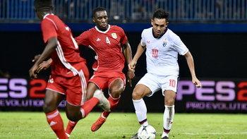 ธีรศิลป์โขกนำ! ทีมชาติไทย เปิดบ้านโดน คองโก ตามเจ๊า 1-1 อุ่นเครื่อง