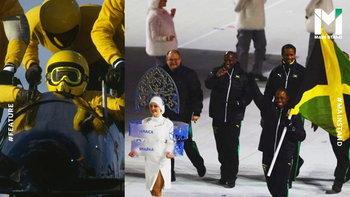 """Cool Runnings : ฮาปนซึ้ง.. เมื่อครั้งหนึ่ง """"จาไมก้า"""" เข้าแข่งขันรถเลื่อนน้ำแข็งในโอลิมปิก"""