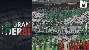 """El Gran Derbi : เรอัล เบติส ปะทะ เซบีย่า.. ดาร์บี้แมตช์ """"ของจริง"""" ของบอลสเปน"""