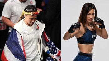 """ทำความรู้จัก! """"มิเชล วอเตอร์สัน"""" นักสู้สาวศึก UFC สายเลือดไทย (ภาพ)"""