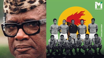 """""""ฟุตบอลทีมชาติซาอีร์"""" : เสือดาวแห่งแอฟริกาที่ทั้งผงาดและพังพินาศเพราะเผด็จการ"""