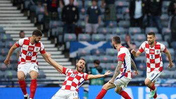 โครเอเชีย ดับ สกอตแลนด์ 3-1 จบรองแชมป์กลุ่ม ศึกยูโร 2020