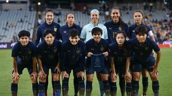"""แบ่งกลุ่มเรียบร้อย! """"ชบาแก้ว"""" งานไม่หนักคัดฟุตบอลหญิงชิงแชมป์เอเชีย 2022"""