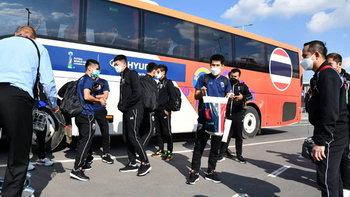 ฟุตซอลไทย บินถึงลิทัวเนียแล้ว แต่กระเป๋าเดินทางหายค่อนทีม