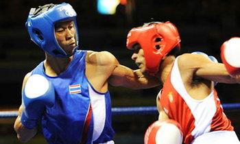 สมจิตร จงจอหอ นักชกเหรียญทองโอลิมปิค 2008