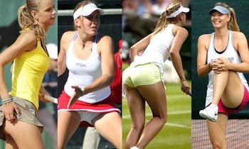 """เหตุผลที่ """"เทนนิส"""" คือ 1 ในกีฬาเซ็กซี่ที่สุดบนโลกมนุษย์ (อัลบั้ม)"""