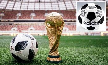 อาดิดาส เปิดตัวลูกฟุตบอลใหม่ เพิ่มชิพประมวลผลในลูกบอล ใช้ศึกลูกหนังโลก 2018